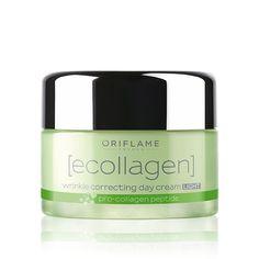 Ecollagen Wrinkle Correcting Day Cream Light #oriflame