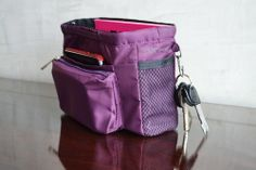 Sac Ready2Go - série London Attractive purple / S