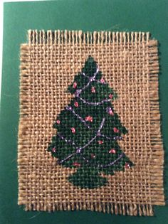 Christmas Cards, Sewing, Rugs, Home Decor, Christmas E Cards, Farmhouse Rugs, Dressmaking, Decoration Home, Couture