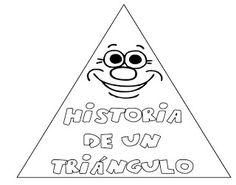 Història d'un triangle Kindergarten Teachers, Teaching Math, Math 4 Kids, Online Stories, 1st Day Of School, Home Learning, Conte, Math Centers, Math Activities