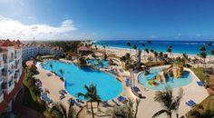 Barcelo Punta Cana... All inclusive beachfront resort.  Beautiful!