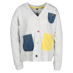 Stain Cardigan