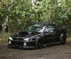 Subaru Impreza WRX STi : Photo