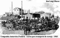 Em 11 de janeiro de 1907 a Companhia Antarctica Paulista registra a cerveja Excelente sob o nº 814 da Junta Comercial do Estado de São Paulo.