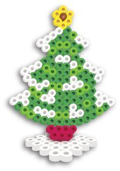 Perler Beads Fused Bead Kit - Christmas Tree by Perler Beads, http://www.amazon.com/dp/B00920B1E8/ref=cm_sw_r_pi_dp_hR63qb1C03C6N