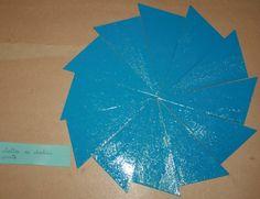 Triangoli blu Montessori - Lapappadolce