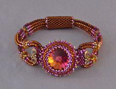 Volcano Rose Razzle Dazzle Bracelet