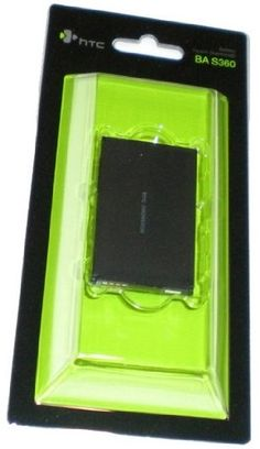Buy Original Battery (BA S360) 1100 mAh for HTC Touch Diamond 2, HTC Tattoo, HTC Touch 2, HTC Smart NEW for 51.31 USD   Reusell