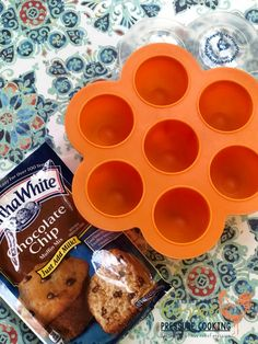 How to make chocolate chip bites in the Instant Pot using the egg bite mold - Home Pressure Cooking - May 25 2019 at Instant Pot Pressure Cooker, Pressure Cooker Recipes, Pressure Cooking, Slow Cooker, Best Instant Pot Recipe, Instant Pot Dinner Recipes, Cooking Trout, Egg Bites Recipe, Muffin Mix