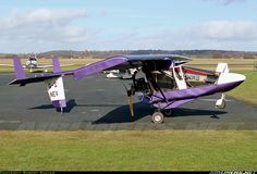 CFM Streak Shadow G-SNEV  #aviation #aircraft #microlight #ultralight #single #piston #rotax #uk