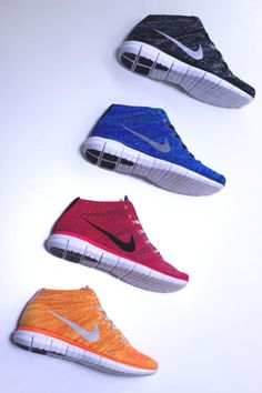 unstablefragments:  Nike Free Flyknit Chukka