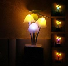 Change Colors Stick-on Butterfly Wall Xmas Decor LED Night Light Light Fixtures Bedroom Ceiling, Bathroom Light Fixtures, Pendant Light Fixtures, Starry Night Sky, Led Night Light, Color Changing Lights, Lumiere Led, Butterfly Wall, Wall Sconce Lighting