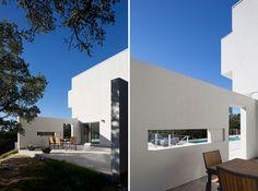 Hidden courtyard - jadric architektur house in austin designboom
