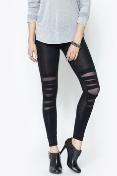 Lucy Cutout Leggings