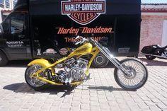 Harley Davidson Softail Hardtail '14 - 0 EUR