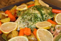what's for dinner?: chicken breasts with parsley-caper pesto... 55 minutes