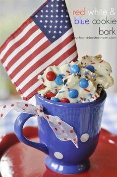 Cookie bark