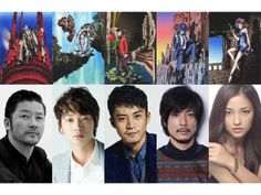 Lupin III live-action movie's main cast officially recvealed - http://sgcafe.com/2013/11/lupin-iii-live-action-movies-main-cast-officially-recvealed/
