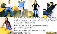 Before a Job Interview - #Interview, #Job, #Work