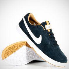 1fdc7b9b9a96 Nike Eric Koston Dark Obsidian Blue White Gold