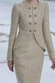 Chanel Couture Detalles Otoño Invierno 2014/15