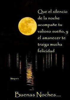 ★¡ Feliz noche! ★