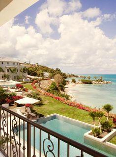 #Jetsetter Daily Moment of Zen: Blue Waters Resort in #Antigua