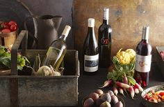 CAs Food & Drink   California Inspired Farm-to-Table, Vine-to-Glass Pairings