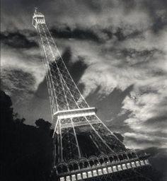 The Eiffel Tower, 1938 byPierre Boucher