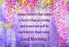 Good Morning - Daily Cards, Photos & Greetings. #GOODMORNING, #MorningMessages http://greetings-day.com/good-morning-daily-cards-photos-greetings.html
