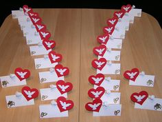 Hab meine Deko und die Tischkarten fertig!!! Unsere Einladungs- und Danksagungskarten!!! - Hochzeitsberichte, Heiratsanträge und Erfahrungen - Hochzeits-Forum