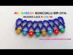 Seed Bead Jewelry, Seed Beads, Beaded Jewelry, Seed Bead Tutorials, Beading Tutorials, Beaded Earrings, Beaded Bracelets, Daisy Chain, Beaded Lace