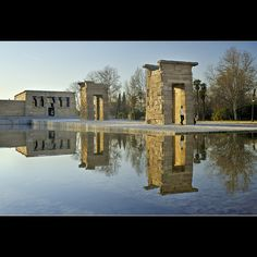 Templo de Debod (Madrid) | Flickr - Photo Sharing!
