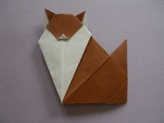 Origami Cats | origami cat | Flickr - Photo Sharing!