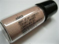 MAC - Naked Pigment