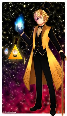 Bill Cipher Human by Yoru-Kuraihime on DeviantArt Reverse Gravity Falls, Gravity Falls Funny, Gravity Falls Dipper, Gravity Falls Bill Cipher, Gravity Falls Art, Reverse Falls, Billdip, Bill Cipher Human, Dipper And Bill