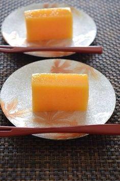 柿ようかん 『材料2つ』に驚愕です・・・ by 豊田 亜紀子さん ... 柿ようかん 『材料2つ』に驚愕です・・・