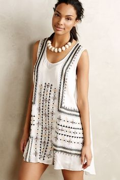 Couloir Swing Dress - anthropologie.com #anthrofave