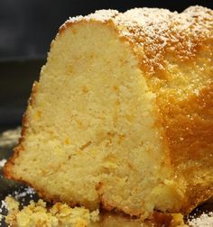 From David Leite's Portuguese Table cookbook comes this wonderful recipe for Orange Cake- otherwise known as Bolo de Laranja.