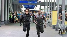 Run, Bucky, run!