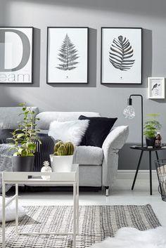 Black and White - Licht trifft Schatten. Mehr Ideen rund ums Einrichten gibts bei Spitzhüttl Home Company. #farbe #blackandwhite #grau #stil #trend #wohnen #wohnzimmer #einrichtung #einrichtungsideen