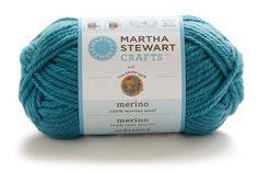 Martha Stewart CraftsTM/MC Merino Yarn from Lion Brand Yarn