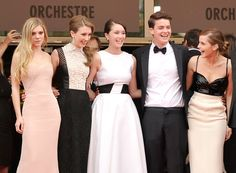 Bling Ring Cannes 2013 PHOTOS Emma Watson Chanel | Styleite