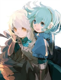 Mary & Ene | Kagerou Project