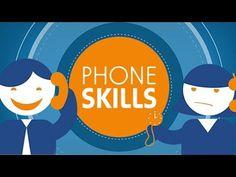 Phone Training. Phone Skills. - YouTube