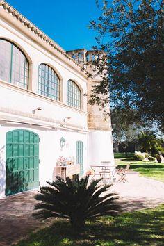 Tenuta Montedoro, location della prima giornata dell'evento
