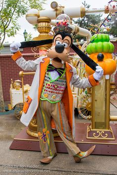 Halloween in Town Square