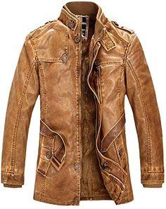 Cheap leather jacket slim men, Buy Quality leather jacket slim directly from China leather jacket men Suppliers: 2017 Leather Jackets Slim Men Coats Winter Motorcycle Leather Jacket Men's Parka Mens Fur Coat Distressed PU Jacket Pu Jacket, Men's Leather Jacket, Leather Men, Jacket Men, Leather Coats, Suede Jacket, Thick Leather, Biker Leather, Moto Biker