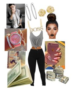 """""""I just wanna show off """" by vocal-queen ❤ liked on Polyvore featuring Nephora and Effy Jewelry"""