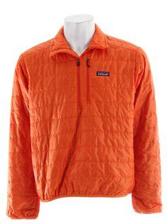 Patagonia Men's Nano Puff Pullover (10.2 oz) - $159.99